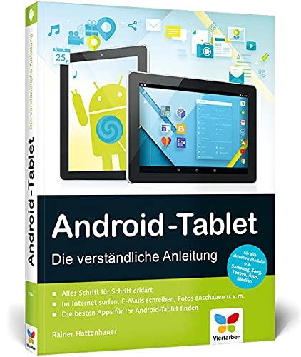 Android-Tablet: Die verständliche Anleitung - für Android 5 Lollipop