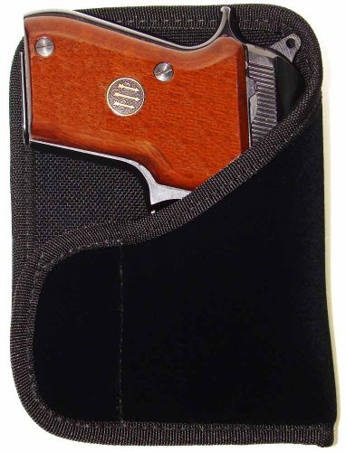 Active Pro Gear Gun Concealment Wallet Holster (21: Fits Small 22's; 25's and 32's Cal semi-Autos: Beretta Tomcat; Model 20; 21A; Seecamp, Right Hand Draw)