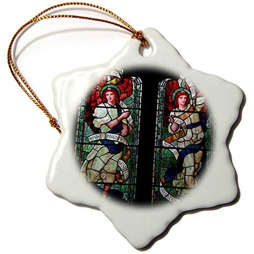 3dRose England, Lake District, St. Oswalds Church - EU33 CMI0057 - Cindy. - Ornaments (ORN_82733_1)