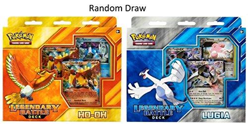 Pokemon TCG: Legendary Battle Deck, Random Draw of Ho-Oh or Lugia