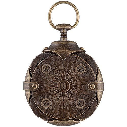 Cryptex Round Lock Compass, USB Flash Drive 32 GB, USB 3.0