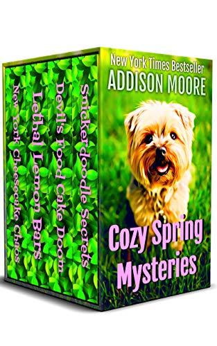 Cozy Spring Cozy Mysteries: Boxed Set