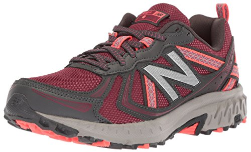 New Balance Women's 410 V5 Trail Running Shoe, Vortex, 5 B US