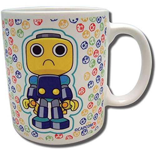 Mega Man Legends - Servbot Mug