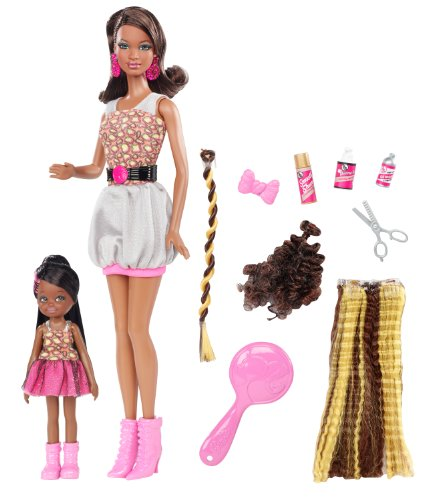 Barbie So In Style Locks Of Looks Grace And Courtney Dolls