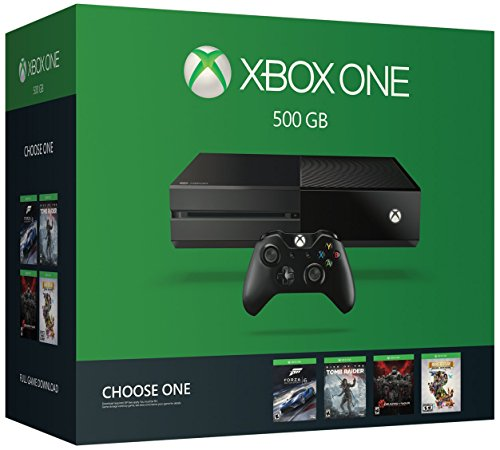 Xbox One 500GB Name Your Game Bundle - Xbox One