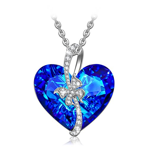 QIANSE Mothers Day Necklaces Gifts for Her for Women Jewelry for Women Best Friend Gifts for Grandma Gifts for Mom Gifts Necklaces for Women Teen Girl Gifts Birthday Gifts for Women Couples Gifts