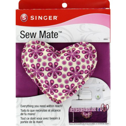 SINGER Sew Cute Sew Mate Sewing Caddy, 17 by 14-Inch