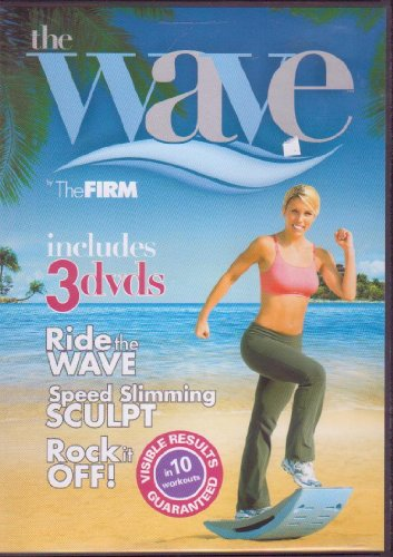The Wave: Ride the Wave, Speed Slimming Sculpt, Rock it Off