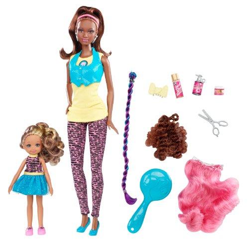 Barbie So In Style Locks Of Looks Kara And Kianna Dolls