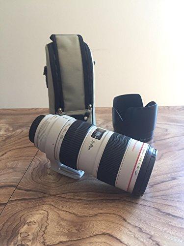 Canon EF 70-200mm f/2.8L IS USM Telephoto Zoom Lens for Canon SLR Cameras - White Box(Bulk Packaging)