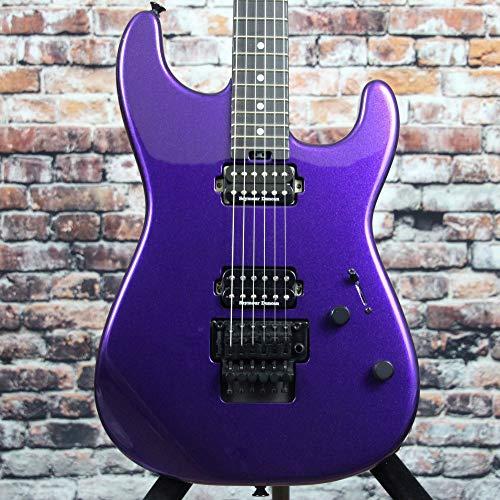 Charvel Pro-Mod San Dimas Style 1 HH FR - Deep Purple Metallic