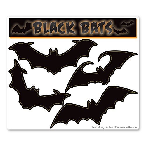 Black Bats Magnet Packs (Medium)