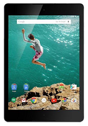 Google Nexus 9 0P82100-16-BLK 8.9-Inch, 16 GB Flash Memory Tablet (Black)
