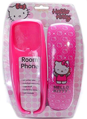 Hello Kitty Corded Room Phone