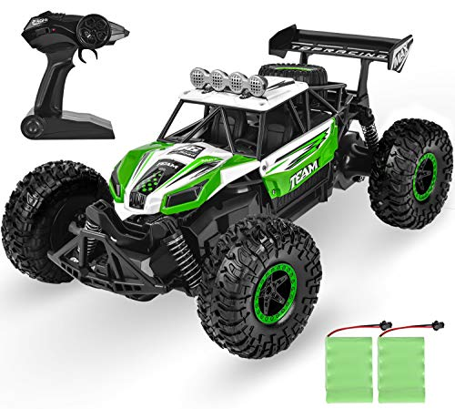 Remote Control Car ,RC Cars Toy Grade 1:16 Scale, Hobby Off Road High Speed 20 Km/h All Terrains Electric Remote Control Vehicle Trucks for Boys Toy