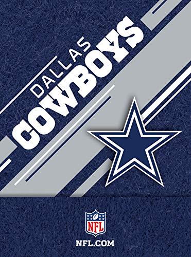 Turner Sports Dallas Cowboys Flip Note Pad & Pen Set (8126102)