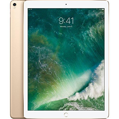 Apple iPad Pro 2 12.9in (2017) 64GB, Wi-Fi - Gold (Renewed)
