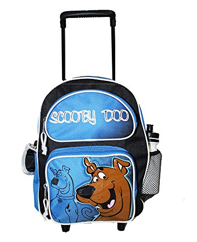 Scooby Doo Toddler 12' Rolling Backpack