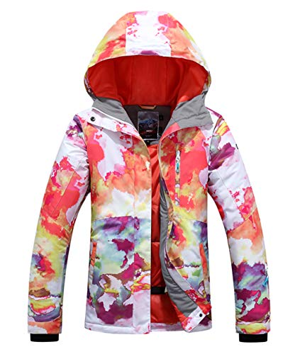 APTRO Women's Windproof Waterproof Ski&Snowboarding Jacket 514 Size XS