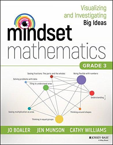 Mindset Mathematics: Visualizing and Investigating Big Ideas, Grade 3