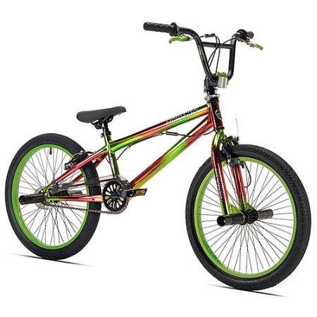 20' Kent Nightmare Boys' Bike, Green