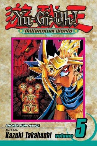 Yu-Gi-Oh!: Millennium World, Vol. 5: Tomb of Shadows
