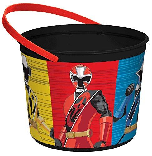 Power Rangers Ninja Steel Container, Party Favor