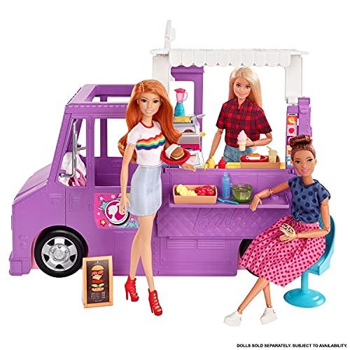 Barbie Fresh 'n Fun Food Truck