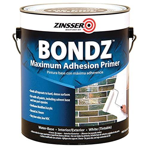 1 gal Zinsser 256261 White Zinsser, Bondz Maximum Adhesion Primer Pack of 1