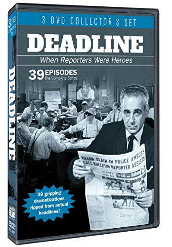 Deadline: The Complete 39 Episode Series!