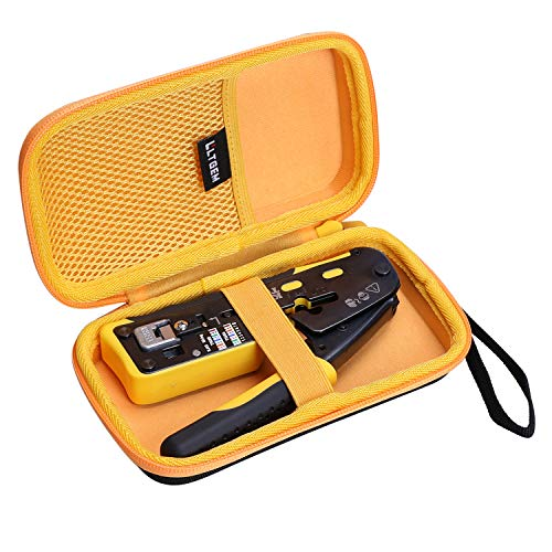 LTGEM Hard Case for Klein Tools VDV226-110 Ratcheting Modular Cable Crimper/Wire Stripper/Wire Cutter