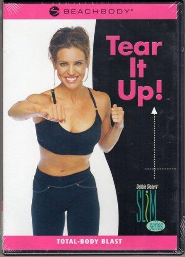 Debbie Siebers' Slim Series: Beach Body, Tear it Up! Total-Body Blast (DVD)