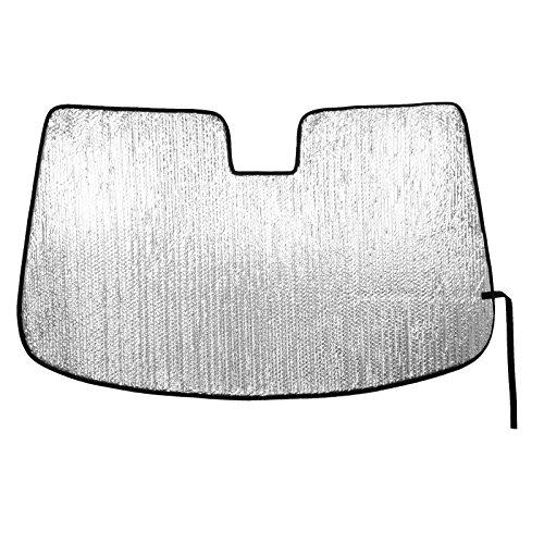Custom Fit Automotive Reflective WindShield Sunshade for 2014 2015 2016 2017 2018 2019 Chevrolet Silverado Regularcab Crewcab Extendedcab