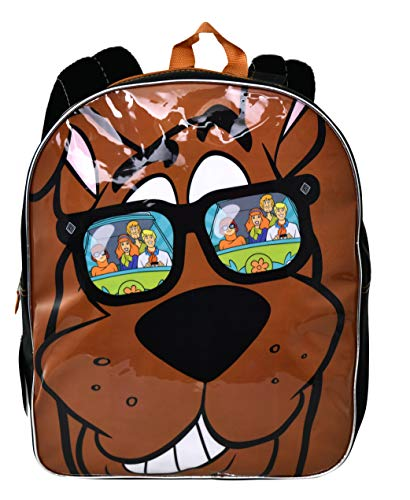Scooby Movie 15' Plain Front Backpack