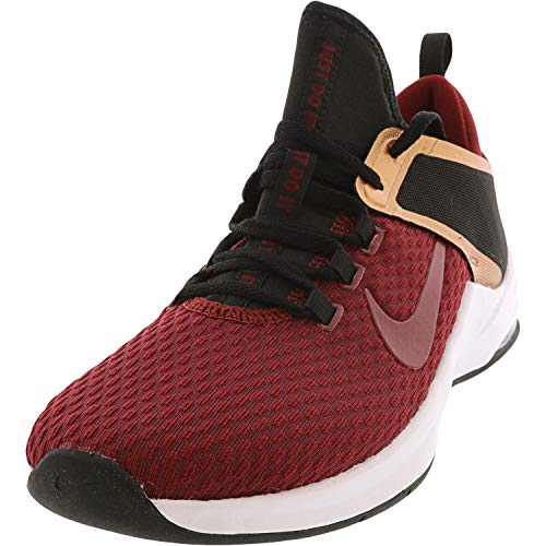 Nike Womens Air Max Bella Tr 2 Womens Aq7492-602, Team Red/Team Red-black-metallic Copper, One Size