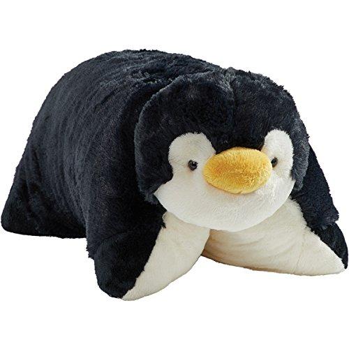 Pillow Pets Originals Stuffed Animal Plush Toy 18', Playful Penguin