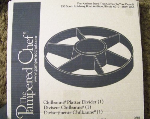 Pampered Chef Chillzanne Platter Divider