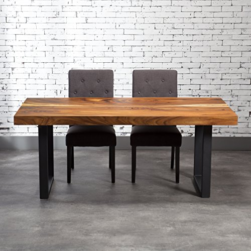 Artemano Jointed Table Made of Suar Wood, 110'x48'x30'