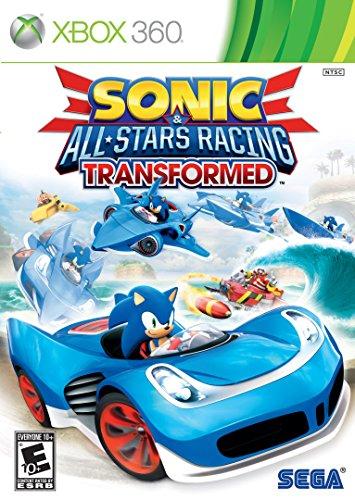 Sonic & All-Stars Racing Transformed - Xbox 360