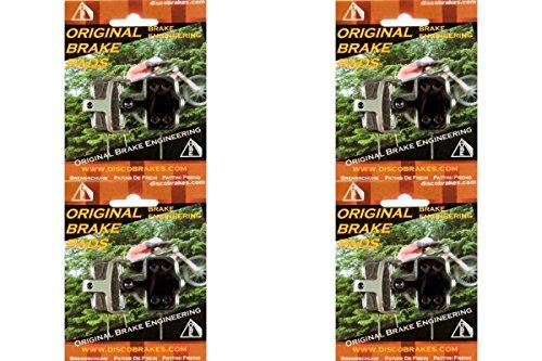 DiscoBrakes 4 Pairs of Avid Elixir 1 3 5 7 9 R CR X0 XX WorldCup Disc Brake Pads