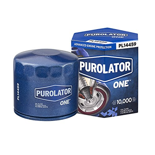 Purolator PL14459-6PK 6 Pack (Old Style Case Pack) PurolatorBOSS Maximum Engine Protection Spin On Oil Filter, 6-Pack