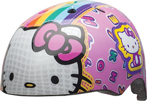 Bell Hello Kitty Glam Kitty Child Multisport Helmet