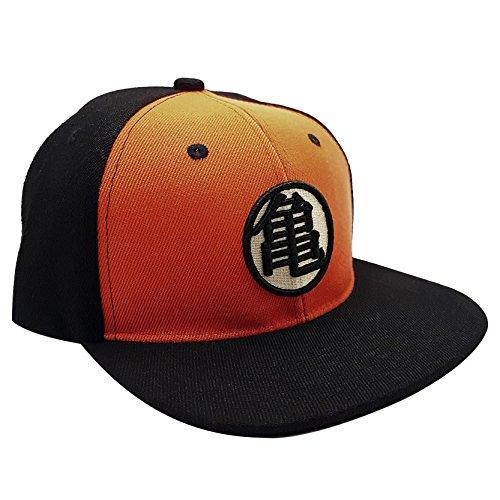 ABYstyle - Dragon Ball - Snapback Cap- Black & Orange- Kame