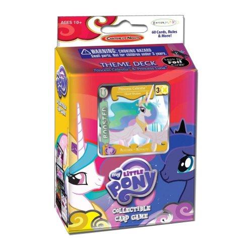 Princess Celestia My Little Pony Canterlot Nights CCG Theme Deck
