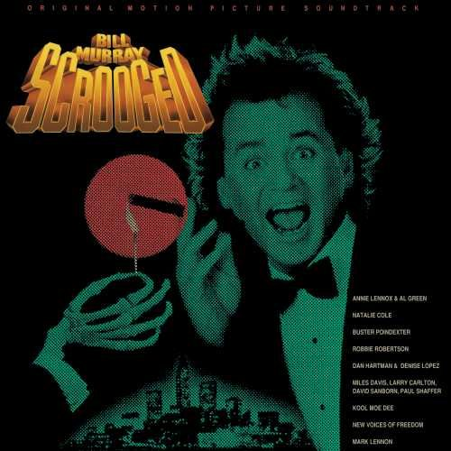 Scrooged (Original Motion Picture Soundtrack) [LP]