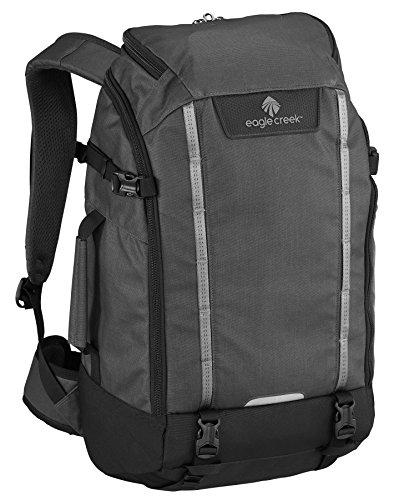 Eagle Creek Mobile Office Backpack, Asphalt Black, One Size