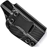 Concealment Express IWB KYDEX Holster fits Walther PPS M2   Right   Carbon Fiber Black
