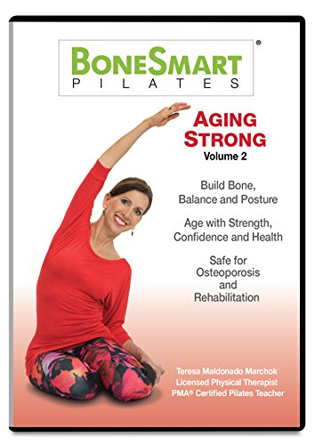 BoneSmart Pilates AGING STRONG VOL 2 - Just Released! Build Bone, Balance and Posture