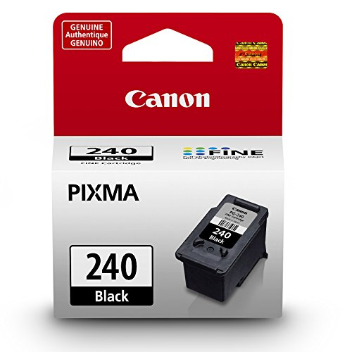 Canon PG-240 Black Ink Cartridge Compatible to MG2120, MG3120, MG4120, MX392, MG2220, MG3220, MG4220, MG3520, MG3620, MX472, MX532, TS5120